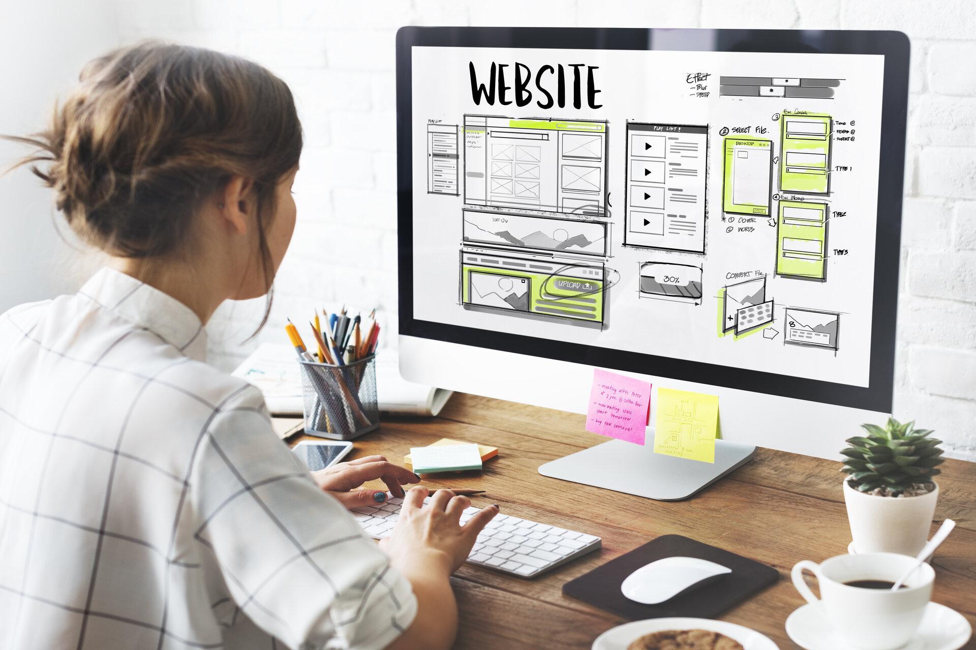 "Development of Product Demo Site ""TRADE"" on WordPress"